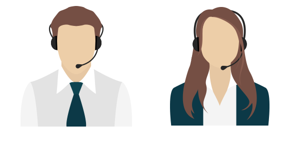 Trainers with headset