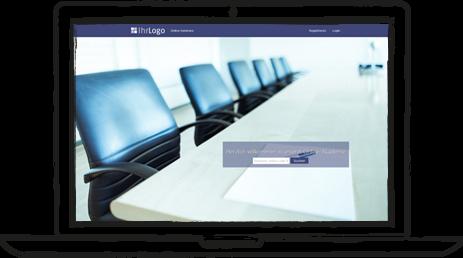Non-styled webinar solution