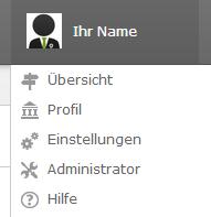 Plattform als Admin konfigurieren