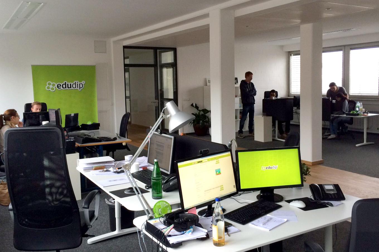Kundenservice Büro
