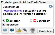 Flash Player settings tutorial